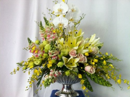 Bình hoa tặng mẹ nhân ngày quốc tế phụ nữ 8/3 - LDNK76