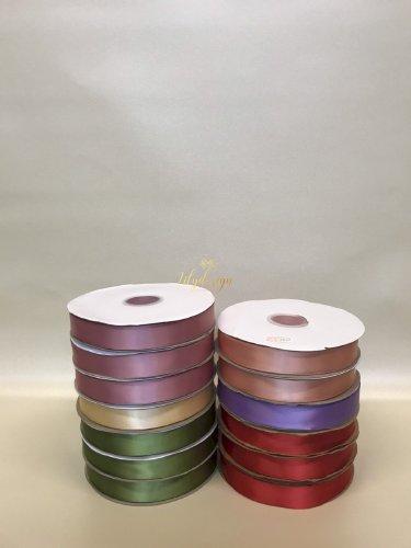 Ruy băng lụa cao cấp 2,5F màu trơn - PLNK08