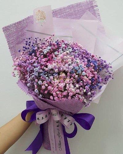 Bó hoa baby nhiều màu - LDNK127