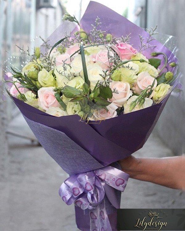 Bó hoa mừng sinh nhật bạn - LDNK94